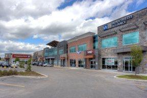 Beaudoin - Projet / Project - Centres commerciaux