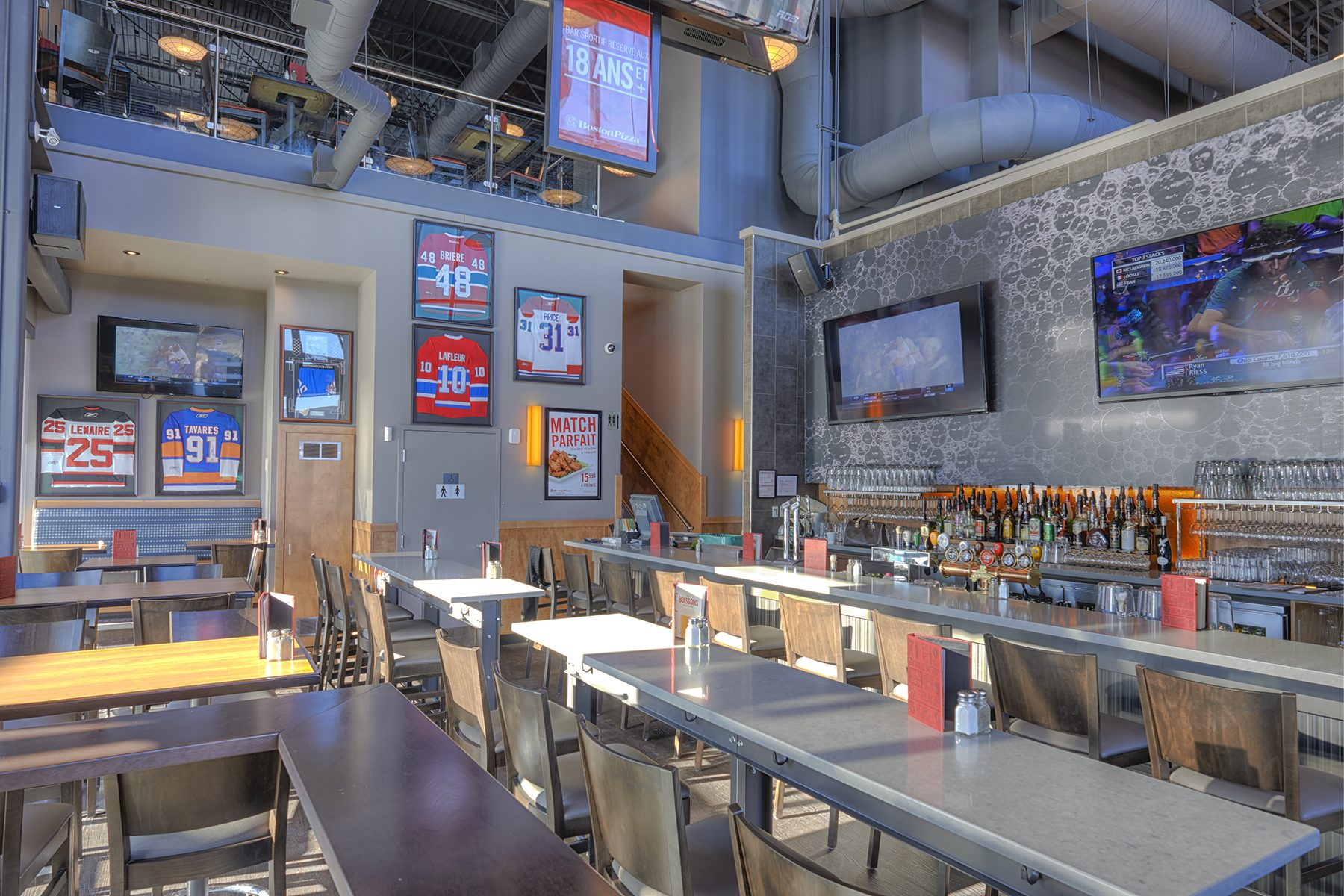 Beaudoin - Projet / Project - Boston Pizza